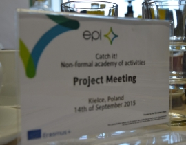 Project management meeting
